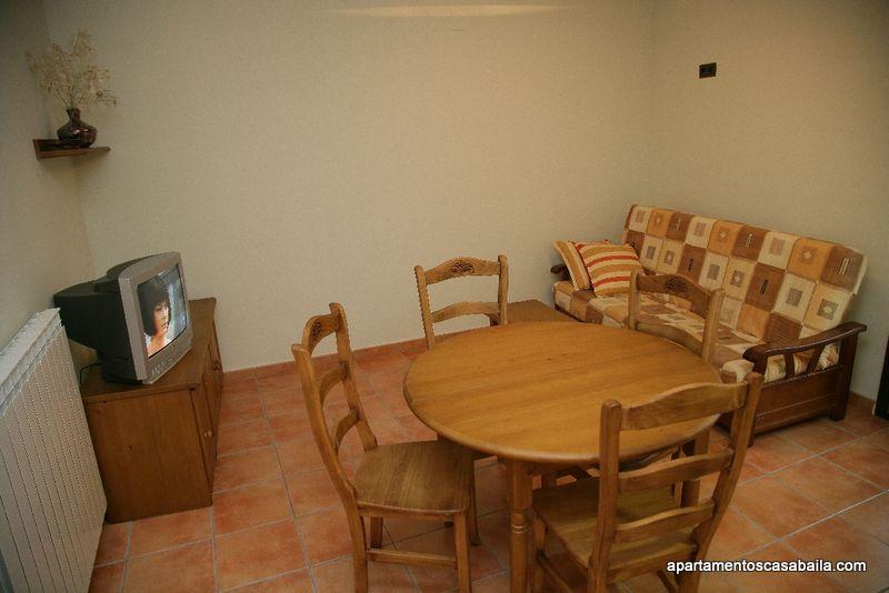 Apartamento El Pajar. Apartamentos Casa Baila