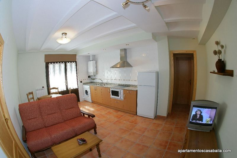 Apartamento La Terraza. Apartamentos Casa Baila